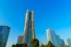Yokohama, Ιαπωνίας - 24.2015 Νοεμβρίου: Η πόλη Yokohama, Yokohama είναι Στοκ φωτογραφία με δικαίωμα ελεύθερης χρήσης
