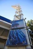 Yokohama Baseball Stadium stock photography