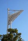 Yokohama baseballstadion Royaltyfri Foto