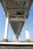 Yokohama bay bridge Royalty Free Stock Images