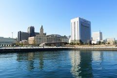 Yokohama Bayside Stock Photo
