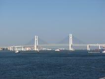 Yokohama-Brücke Lizenzfreie Stockbilder