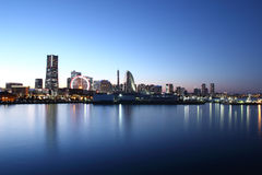 Yokohama city Stock Photo