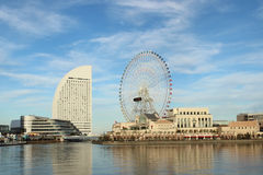 Yokohama city Stock Photography