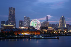 Yokohama city Royalty Free Stock Images