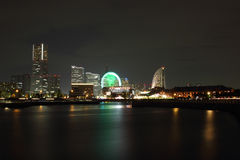 Yokohama city Royalty Free Stock Photography