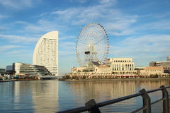 Yokohama city Stock Images