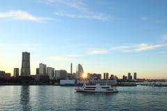 Yokohama city Royalty Free Stock Photography