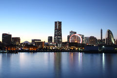 Yokohama city Stock Photos