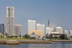 Yokohama city Royalty Free Stock Image