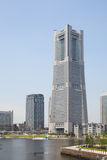 Yokohama city Royalty Free Stock Photo