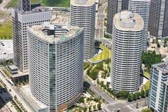 Yokohama Cityscape Royalty Free Stock Images