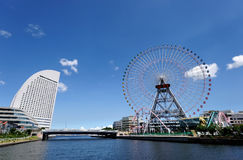 Yokohama Cityscape Stock Photography