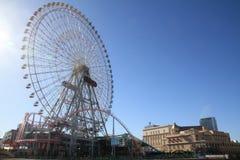 Yokohama cosmo world Royalty Free Stock Image