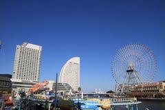 Yokohama cosmo world Stock Image