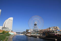 Yokohama cosmo world Royalty Free Stock Images