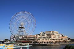 Yokohama cosmo world Royalty Free Stock Images