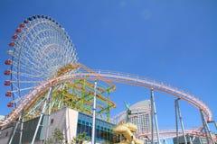 Yokohama cosmo world Stock Images