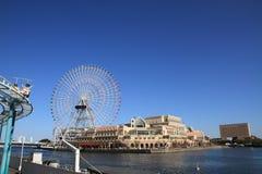 Yokohama cosmovärld Arkivbild