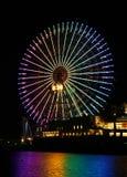 Yokohama ferrish wheel Stock Image