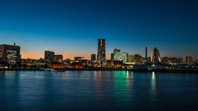 Yokohama Fuji 2 i góra Zdjęcia Stock