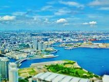 Yokohama, Giappone Fotografie Stock Libere da Diritti