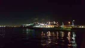 Yokohama-Hafen Lizenzfreie Stockfotos