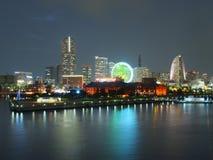 Yokohama Harbor Stock Image