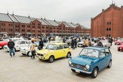 Yokohama Historische Auto Dag 2013 Stock Afbeeldingen