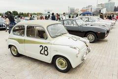 Yokohama Historische Auto Dag 2013 Royalty-vrije Stock Afbeelding