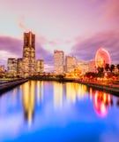 Yokohama, Japão imagem de stock