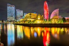 Yokohama, Japão Imagens de Stock Royalty Free