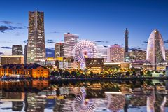 Yokohama, Japan Royalty Free Stock Image