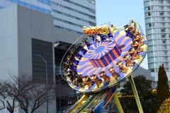 Yokohama, Japon Minato Mirai 21 équipements de récréation Photos stock