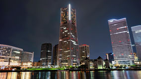 Yokohama Landmark Tower Royalty Free Stock Photography
