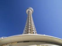 Yokohama Marine Tower stock foto