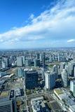 Yokohama Minato Mirai 21 Images libres de droits