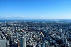 Yokohama Minato Mirai 21 imagen de archivo