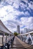 Yokohama Minato Mirai 21 Royalty Free Stock Photo