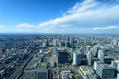 Yokohama Minato Mirai 21 Stock Images