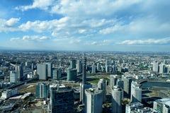 Yokohama Minato Mirai 21 Royalty Free Stock Photography