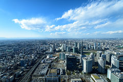 Yokohama Minato Mirai 21 Royalty Free Stock Photos