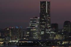 Yokohama Minatomirai 21 Fotografia Stock