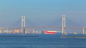 Yokohama port Zdjęcia Royalty Free