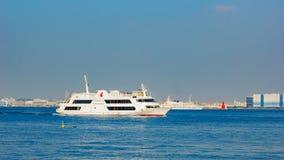 Yokohama port w Japonia Zdjęcia Royalty Free