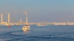 Yokohama port w Japonia Zdjęcie Stock