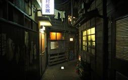 Yokohama Ramen muzeum Zdjęcie Royalty Free