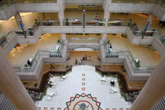Yokohama shopping Royalty Free Stock Image