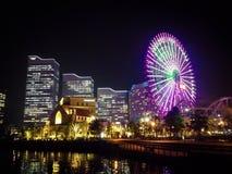 Yokohama sikt arkivbild