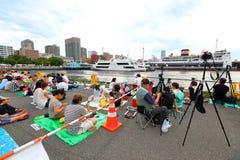 Free Yokohama : Sparkling Twilight Royalty Free Stock Photo - 64384285
